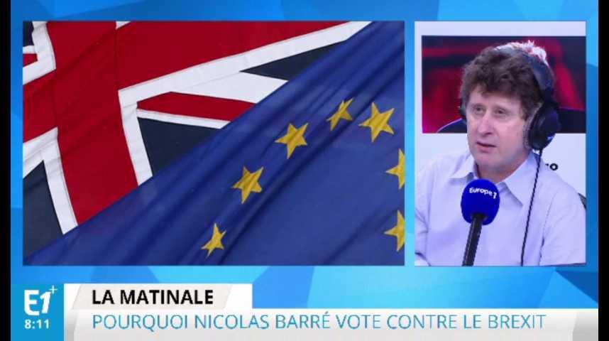 Illustration pour la vidéo Brexit : le Royaume-Uni a beaucoup à perdre