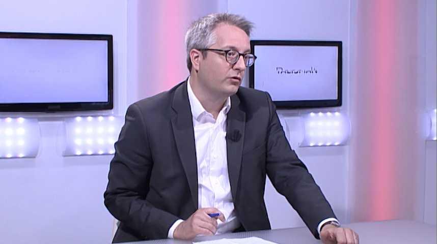 Illustration pour la vidéo Patrick Artus: «Des politiques de type quantitative easing ne peuvent pas être menées dans le long terme »