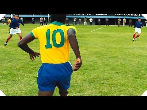 PELÉ Official Movie TRAILER (Football - 2016)