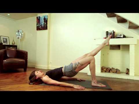 Pilates Butt and Thigh Workout