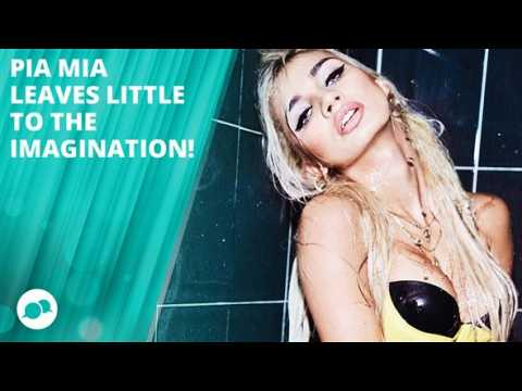 Kylie Jenner's BFF Pia Mia gets racy in sexy shoot