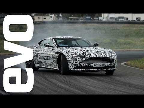 Aston Martin DB11 prototype drive | evo DIARIES
