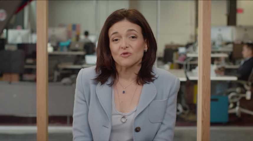 Illustration pour la vidéo Ecoutez le message spécial de Sheryl Sandberg aux participants de Viva Technology
