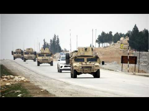 US Allies Cede Territory In Syria