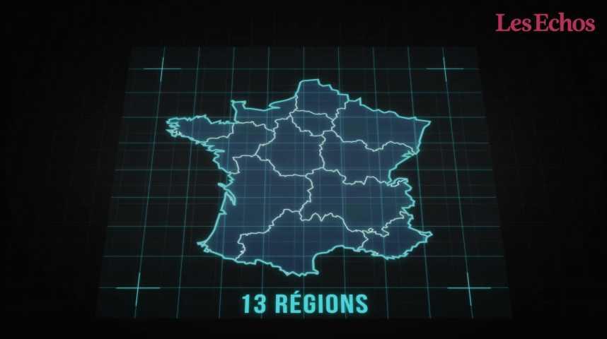 Illustration pour la vidéo La réforme territoriale a-t-elle changé le visage de la France ?