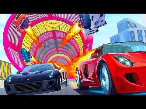 GTA Online Cunning Stunts : Special Vehicle Circuit Trailer