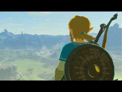 Behind The Scenes Of Legend of Zelda: Breath of the Wild