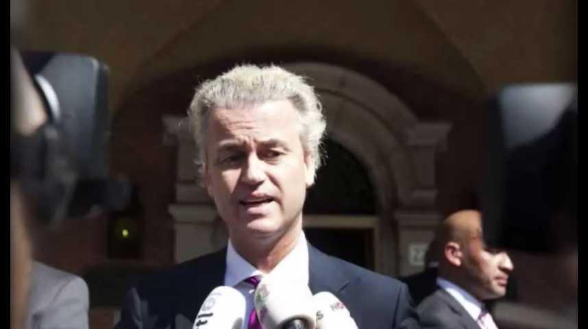 Illustration pour la vidéo Qui est Geert Wilders, le candidat anti-islam néerlandais ?