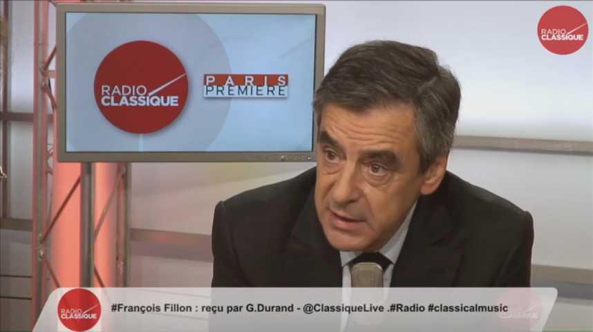 Illustration pour la vidéo François Fillon : « Je suis innocent et je suis convaincu que la justice établira [mon] innocence »