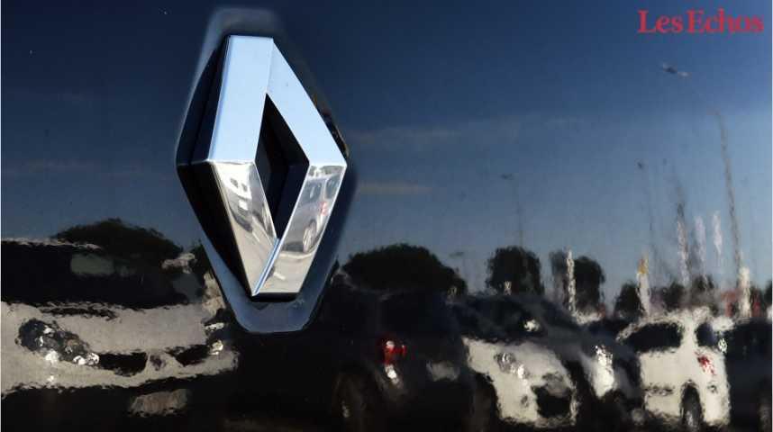"""Illustration pour la vidéo Renault emporté par la tornade """"dieselgate"""" ?"""