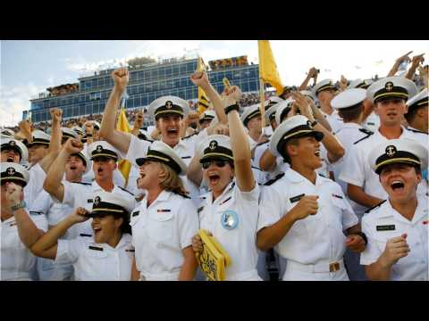 Sex Assaults Increase At Two Military Academies