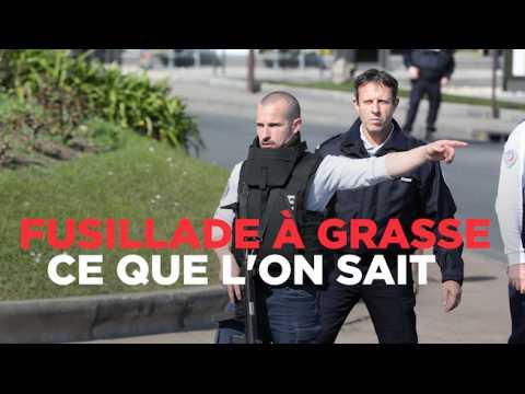 Fusillade dans un lycée à Grasse : ce que l'on sait