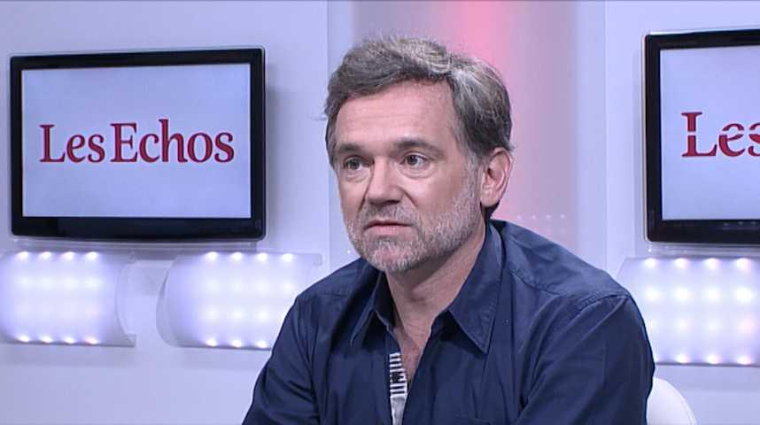 Illustration pour la vidéo L'Invité des Echos : Olivier Mathiot, président de France Digitale