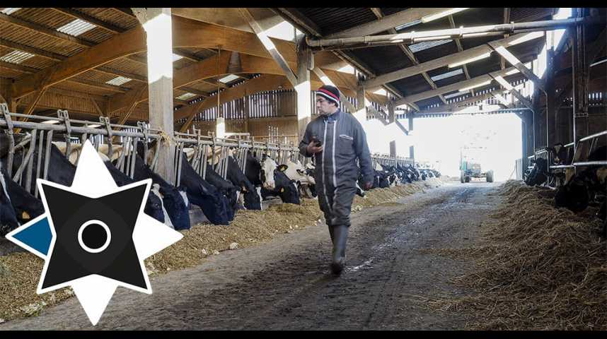 Illustration pour la vidéo Portraits de campagne en Bretagne: Ma petite entreprise