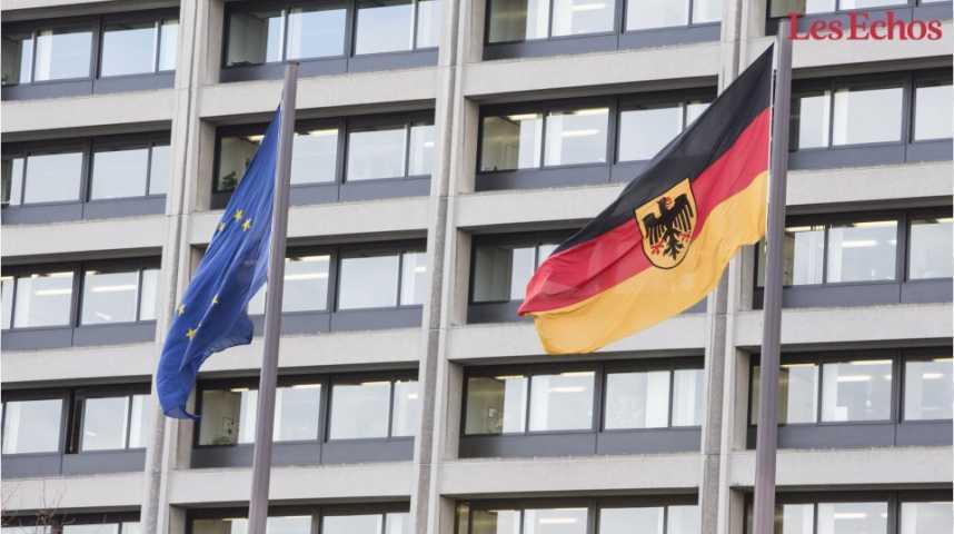 Illustration pour la vidéo L'Allemagne, premier investisseur étranger en France