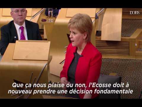 """Référendum sur l'indépendance : l'Ecosse juge la proposition de May """"injuste et inacceptable"""""""