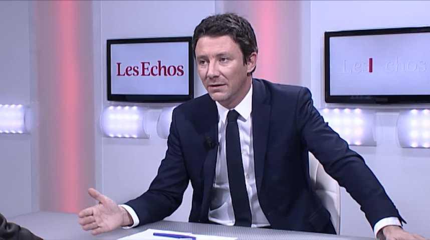 Illustration pour la vidéo Quelle trajectoire financière pour le candidat Macron ? Son porte-parole répond