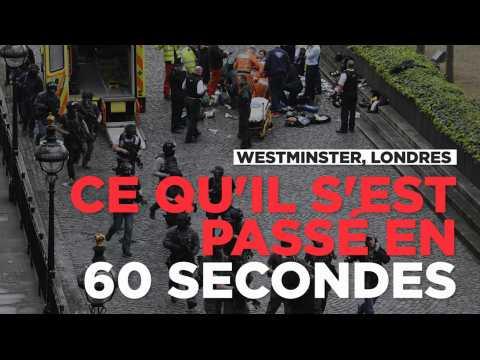 L'attaque de Westminster expliquée en 60 secondes