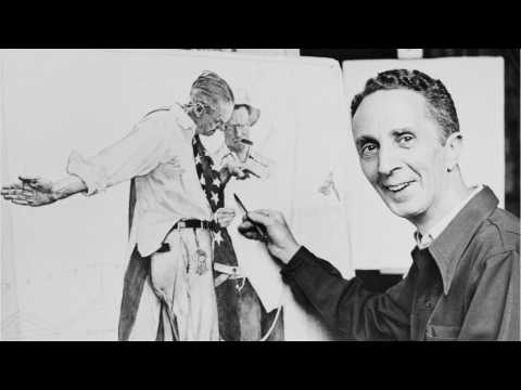 FBI Recovers Stolen Norman Rockwell Painting