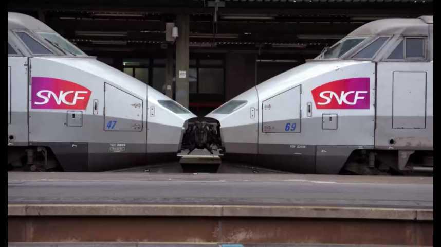 Illustration pour la vidéo Pourquoi le TGV fonce vers l'impasse économique
