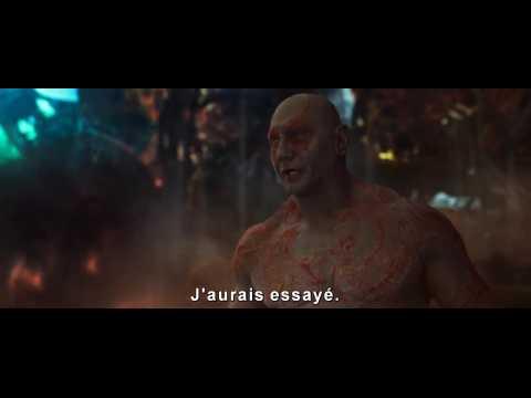 """Bande-annonce VOST """"Les gardiens de la galaxie 2"""""""