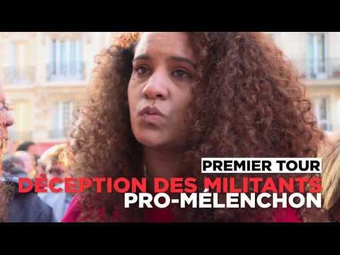 L'immense déception des militants pro-Mélenchon