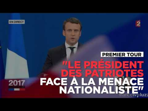 "Macron se pose en ""président des patriotes face à la menace des nationalistes"""
