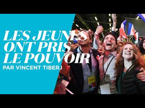 Election : comment les jeunes générations ont pris le pouvoir