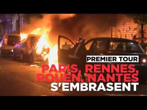 Paris, Nantes, Rouen, Rennes : des manifestations dégénèrent