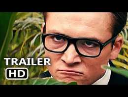 Kingsman 2 The Golden Circle (2017) Action Movie HD