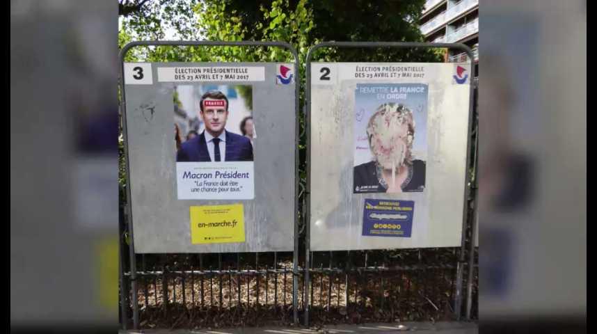 Illustration pour la vidéo Premier tour de la présidentielle : la sociologie du vote