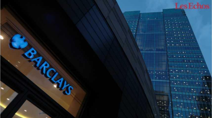 Illustration pour la vidéo Lanceur d'alerte : Barclays dans le viseur du gendarme boursier