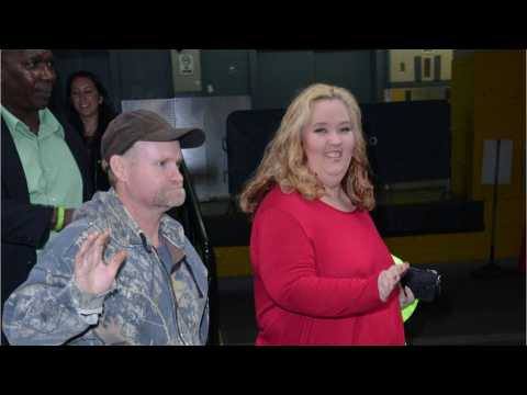 "Mama June Claims Sugar Bear Is ""Very Emotionally and Physically"" Abusive"
