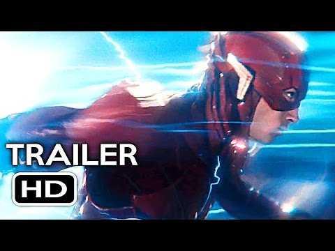 JUSTICE LEAGUE - TRAILER # 2 (2017) Batman, Wonder Woman, Aquaman, Cyborg, Flash Movie HD