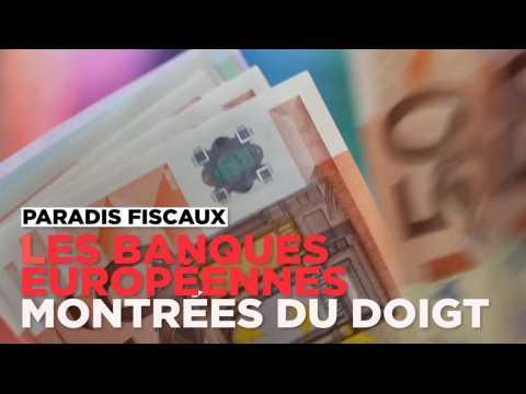 Paradis fiscaux : les banques européennes épinglées par Oxfam