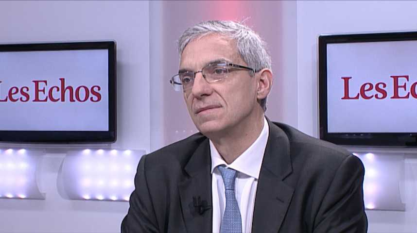 Illustration pour la vidéo Medef: «La question de la succession de Pierre Gattaz ne se pose pas » (Alexandre Saubot)