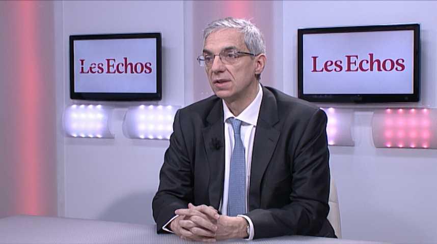 Illustration pour la vidéo Medef: «La question de la succession de Pierre Gattaz ne se pose pas »