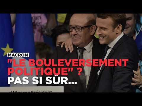 """Cohn-Bendit """"submergé"""" par le """"renouveau politique"""" de Macron. Mais..."""