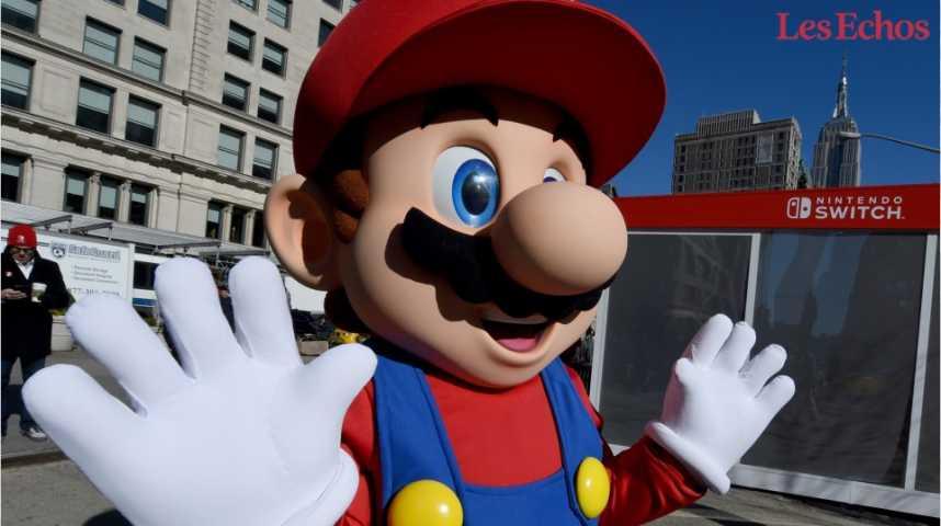 Illustration pour la vidéo Switch : record battu en France pour Nintendo