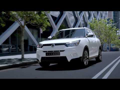 SsangYong Tivoli Driving Video Trailer   AutoMotoTV