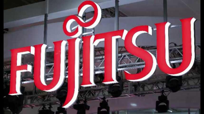 Illustration pour la vidéo Intelligence artificielle, start-up... Fujitsu investit 50 millions d'euros en France
