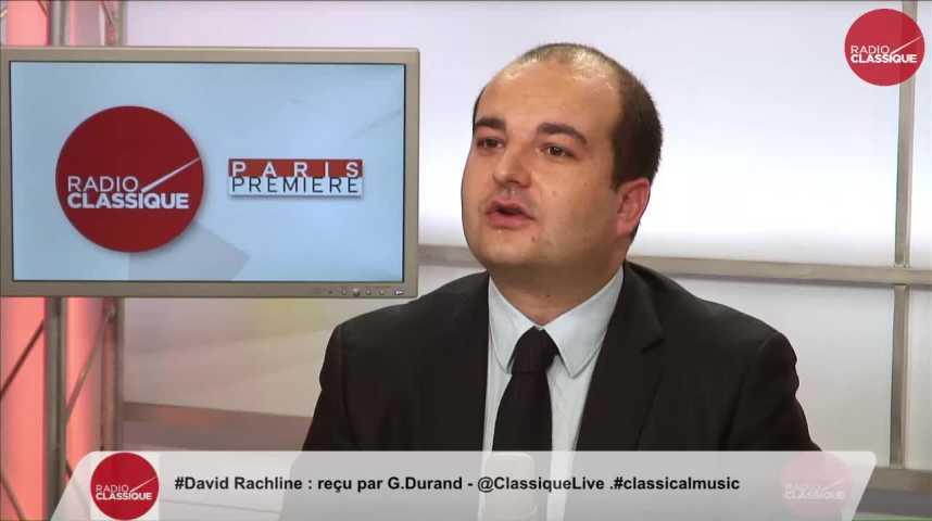 """Illustration pour la vidéo """"Le débat sera entre le camp des patriotes et le camp des mondialistes"""" David Rachline (09/03/2017)"""