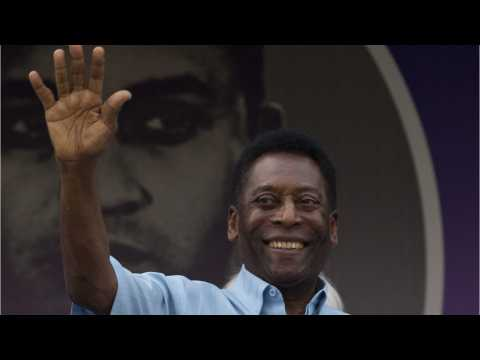 The Life Of Soccer Legend Pele To Become Scripted Series