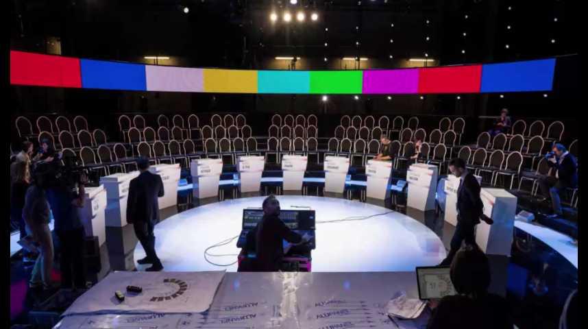 Illustration pour la vidéo Le mode d'emploi du débat avec onze candidats