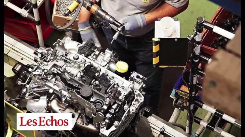 "Illustration pour la vidéo Diesel : quatre questions clefs sur ""l'affaire Renault"""