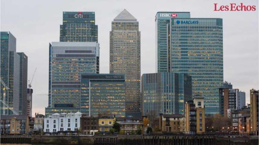 Illustration pour la vidéo Blanchiment d'argent russe : les banques britanniques en accusation