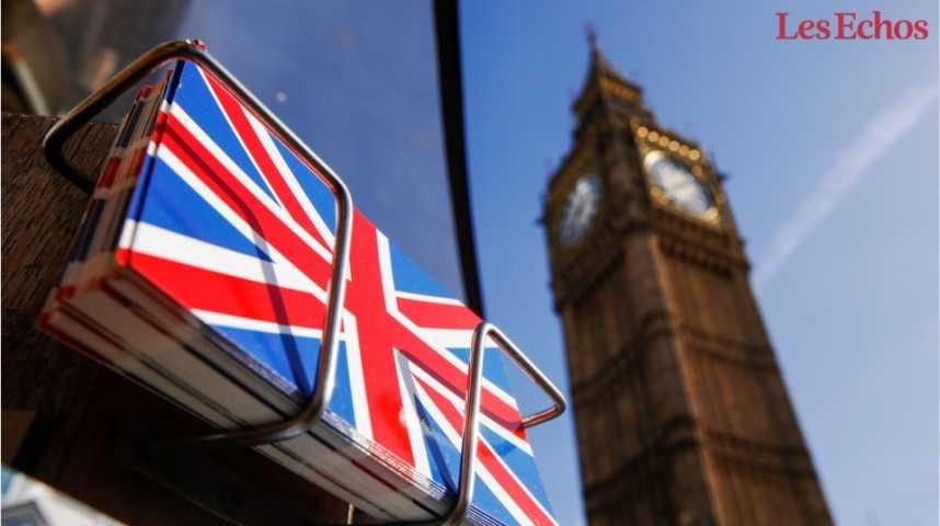 Illustration pour la vidéo Londres déclenchera le Brexit le 29 mars