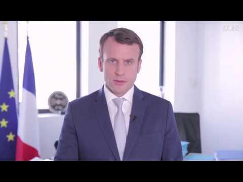 """Macron : """"Je n'ai jamais pensé que la Guyane était une île"""""""