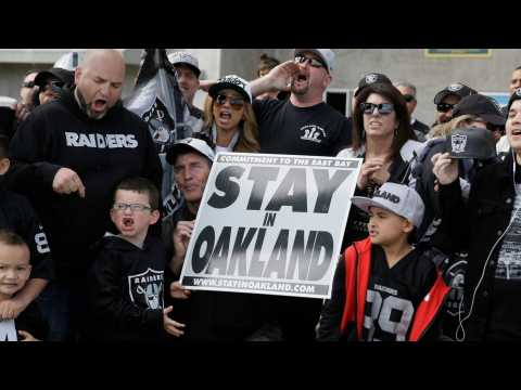 NFL Owners Approve of Raiders Las Vegas Move