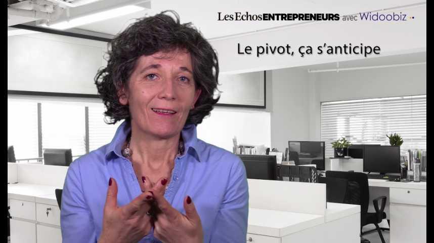 Illustration pour la vidéo Pivoter, ça s'anticipe, par Françoise Bazin de Tÿkaz